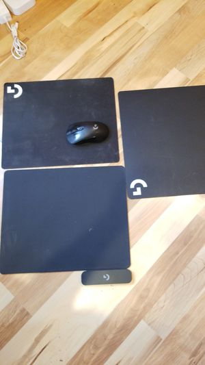 Logitech G Powerplay wireless mouse pad with G703 lightspeed mouse for Sale in Charter Township of Berlin, MI