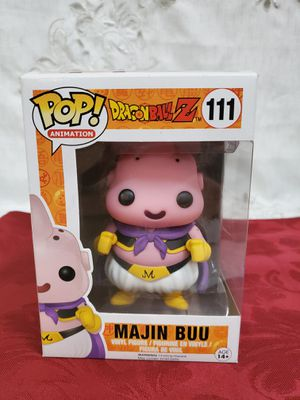Funko POP Anime: Dragonball Z - Majin Buu Action Figure for Sale in Santa Fe Springs, CA