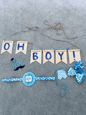 It's a BOY decorations for Sale in Chicago, IL