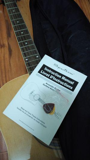 Spectrum guitar cómo nueva for Sale in Los Angeles, CA