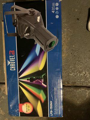 Chauvet DJ Gobo/Monogram Projector for sale!! for Sale in Carol Stream, IL
