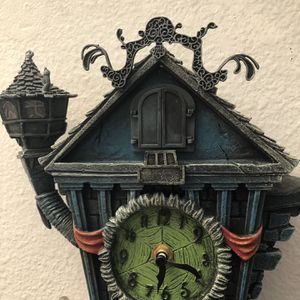 Nightmare Before Christmas Cuckoo Clock for Sale in Seattle, WA