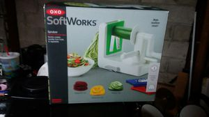 Oxo softworks spiralizer for Sale in Escondido, CA