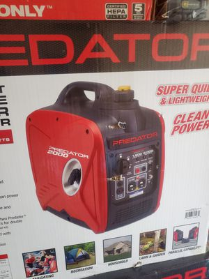 Generator predator new for Sale in South Gate, CA