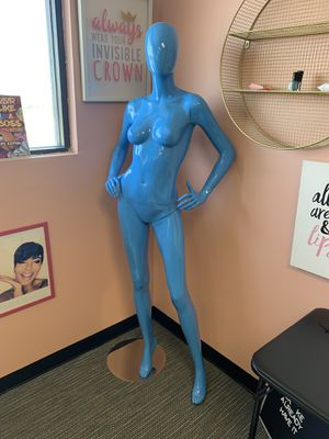 Blue mannequin for sale! for Sale in Monterey Park, CA