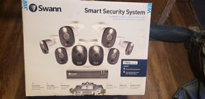 Swann smart security system use with Alaxis and Google for Sale in Noblesville, IN