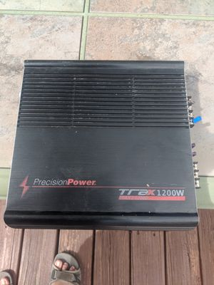 Precision power amp for Sale in Ruskin, FL