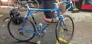 Raliegh racing bike for Sale in North Providence, RI