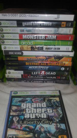 Xbox 360 games for Sale in Miami Gardens, FL
