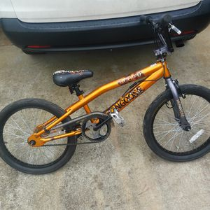Mongoose bmx bike 20inch for Sale in Tucker, GA