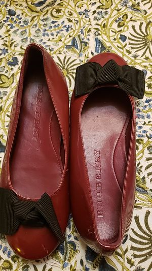 Burberry ballet flats size 32 for Sale in Stafford, VA