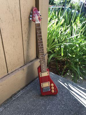 Austin hatchet 1980s travel guitar for Sale in San Ramon, CA