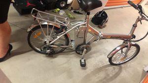 Uterrain um24 electric bicycle. for Sale in Irvine, CA