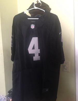 Raiders jersey for Sale in Santa Ana, CA