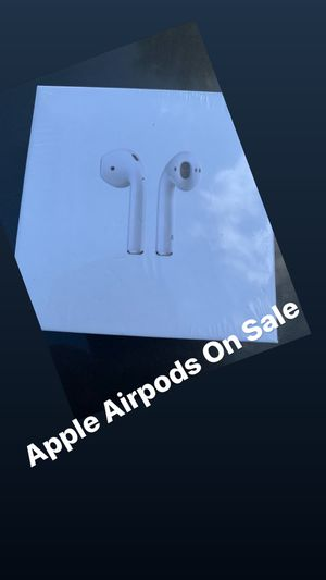 Apple Airpods for Sale in Hollywood, FL