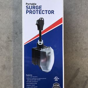 Travel Trailer R V Surge Protector for Sale in North Las Vegas, NV