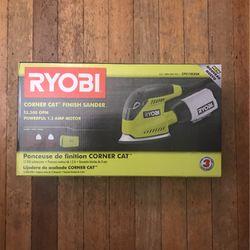 RYOBI | Corner Cat Finisher Sander for Sale in San Francisco,  CA