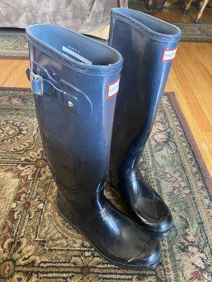 Hunter Rain Boots I'll ship them for $10.99 More for Sale in Palo Alto, CA