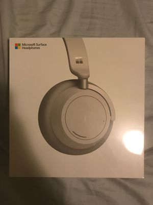 New Microsoft Surface Headphones (noise cancelling, Bluetooth) for Sale in Seattle, WA