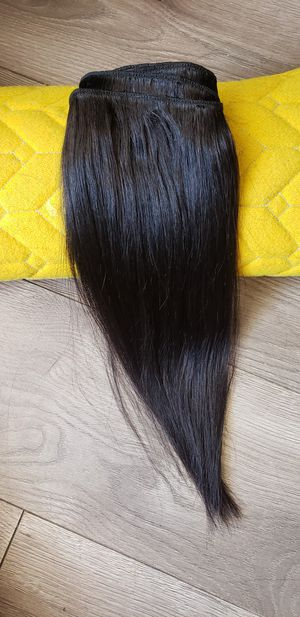 3 pcs 100% Human Hair 14 inches 🌱 Instant Results for Sale in Phoenix, AZ
