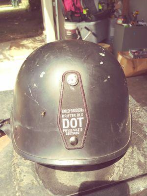 Harley Davidson motorcycle helmet for Sale in Visalia, CA