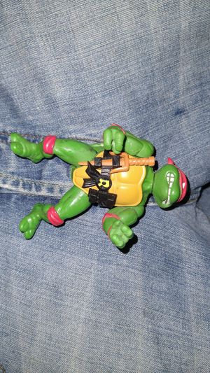 Vintage 1988 TMNT Action Figure for Sale in Tyrone, GA