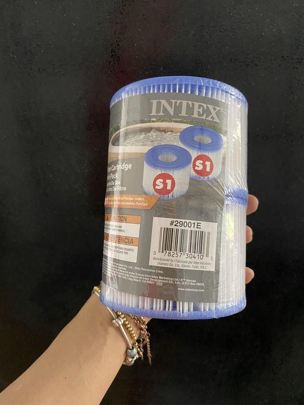 Intex hot tub filters 4 pcs