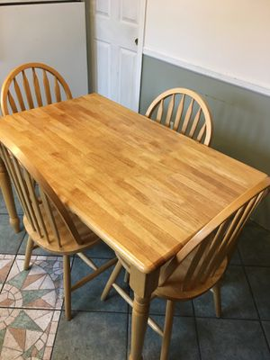 Kitchen table set for Sale in Watchung, NJ