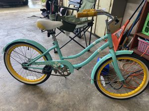 "Kulana Girls' Hiku 20"" Cruiser Bicycle for Sale in IND HBR BCH, FL"