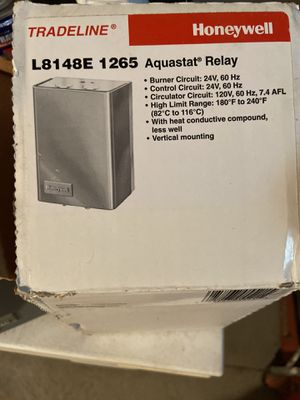 Honeywell relay for Sale in Queens, NY
