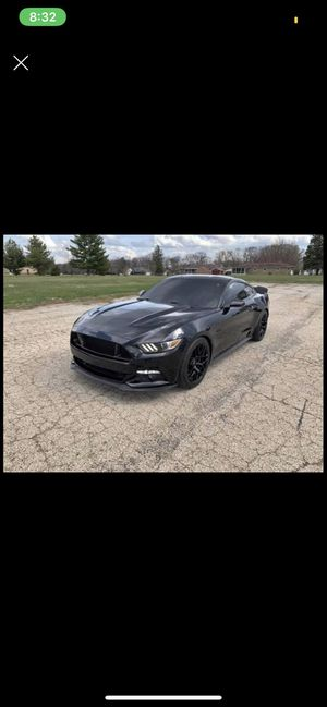 2016 Mustang GT Performance pack for Sale in Aurora, IL