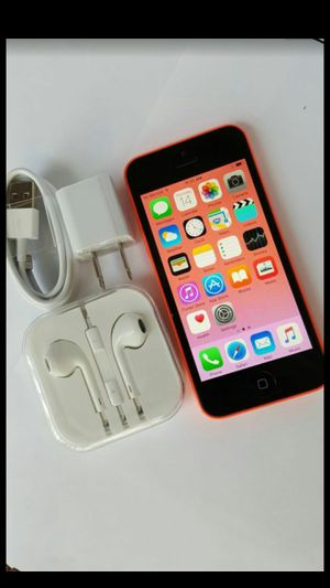 IPhone 5C, Factory UNLOCKED//Excellent Condition// As like New.. for Sale in Springfield, VA