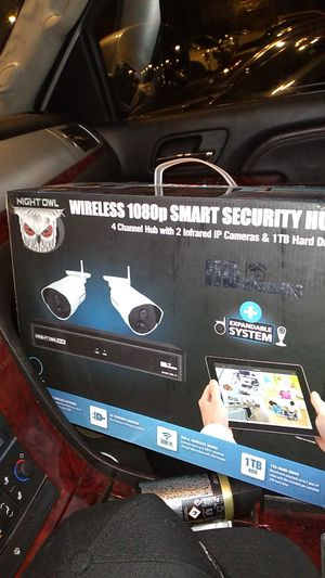 Wireless security cameras for Sale in Mobile, AZ