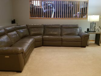 Leather Recliner for Sale in Portage,  IN