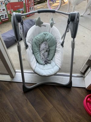 Graco baby swing for Sale in Vancouver, WA