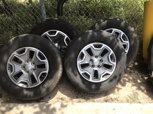 Wheels and tires for Sale in Houston, TX