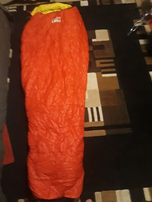 Marlboro adventure team vintage drawstring mummy sleeping bag,never used for Sale in Las Vegas, NV