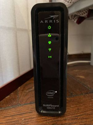 Cable Model/Router - ARRIS SURFboard SBG10 for Sale in Arlington, VA