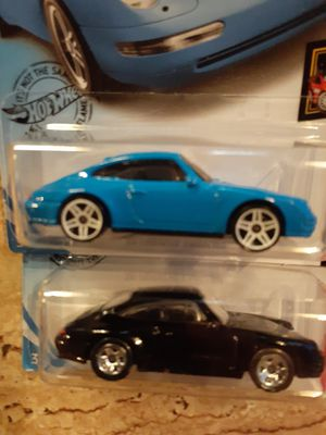 PORCHE CARRARA SET OF TWO BY HOTWHEELS for Sale in San Diego, CA