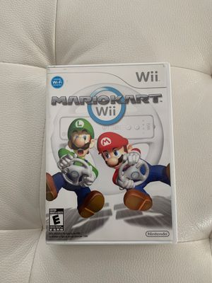 Mario Kart Wii for Sale in Katy, TX