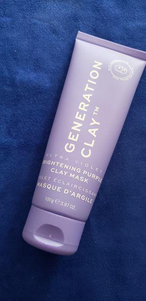 Generation Clay Purple Face Mask for Sale in Covina, CA