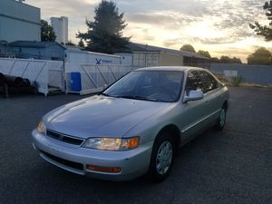 1997 HONDA ACCORD for Sale in Portland, OR