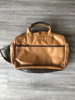 Harp Faux Leather Messenger Bag for Sale in San Francisco, CA