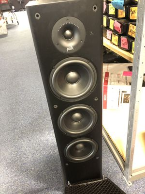 Polk audio tower speaker T50 for Sale in North Royalton, OH