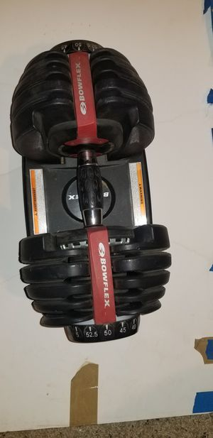 Bowflex dumbbell 552 for Sale in Fountain, CO