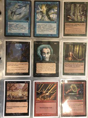 Magic Cards (ice age, portal second ed, starter 99'...) for Sale in Auburn, WA