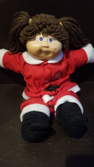 1978 - 1982 Christmas Cabbage Patch doll for Sale in Meriden, CT