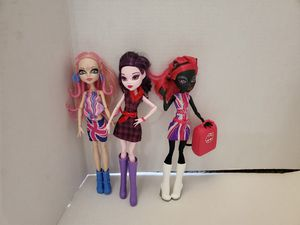 Monster high doll for Sale in Milpitas, CA
