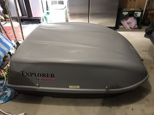 Rooftop cargo carrier for Sale in Coventry, RI