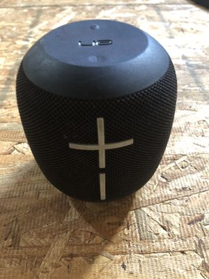 Ultimate Ears Wonderboom Bluetooth speaker for Sale in Nicholasville, KY